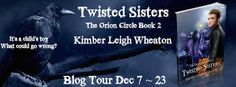 Urban Fantasy Investigations: Guest Blog + Giveaway: Twisted Sisters by Kimber L...