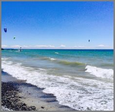 21.06.17 - The first day of spring was a fifty shades of blue day at my beach.