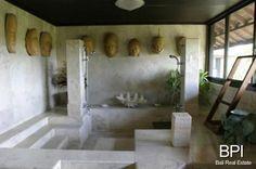 Bathroom - Upstairs, Canggu Beachfront Villa