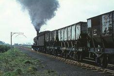 63458 Seaton Bank 23.5.67 | George Woods | Flickr British Rail, Steamers, Sunderland, Steam Locomotive, Durham, Trains, Woods, Explore, Vintage