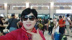 인천공항에서