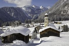 Arlberg Chalets, Wald am Arlberg