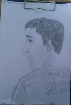 Leo Messi #Messi #Barca #art