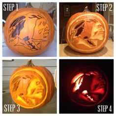 A HAIL-O-Ween how-to from Cora T.