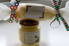 Prudent Baby Baby Food Jar Homemade Butter