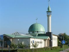 islanic centre in sweden | Beautiful Mosques Gallery around the world