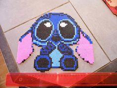 Baby Stitch Hama perler beads by Sebastien Herpin