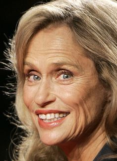 Why wrinkled beauty Lauren Hutton shuns Botox
