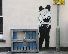 30 Pieces of Banksy Street Art   Cuded