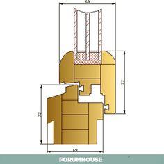 Как сделать деревянные евроокна своими руками. - Дом и стройка - Статьи - FORUMHOUSE Wooden Windows, Wooden Doors, Wood Joints, Window Frames, Joinery, Kitchen Appliances, Woodworking, Building, Interior