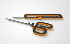 Scissors + Cutter