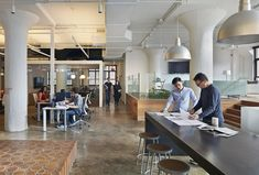 Wieden+Kennedy by WORKac 10 This NewAdvertising Agency Office Design in New York Puts Work Before Play