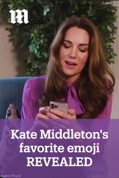 Kate Middleton, 38, exposed most used emojis during recent 'Early Years' video