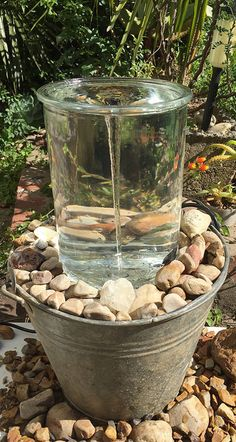 Vortex Water Feature (no instructions included)