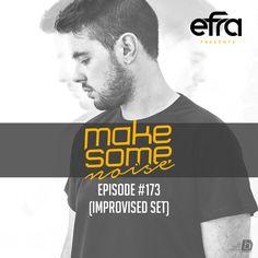 "Check out ""Efra - MSNR 173 (Improvised Set - LIVE)"" by EFRA on Mixcloud"