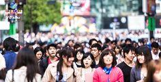 População do Japão: estimativa de 88 milhões de pessoas em 2065