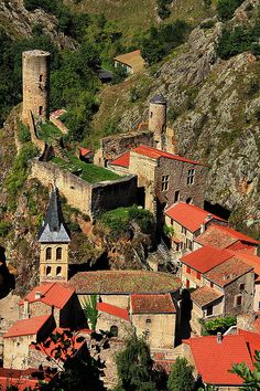 St. Floret - Plus Beaux Villages de France