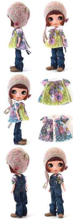 ** Blythe outfit ** Lucalily 330**の画像:mahounote.
