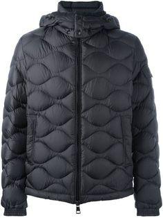MONCLER 'Morandieres' Padded Jacket. #moncler #cloth #jacket