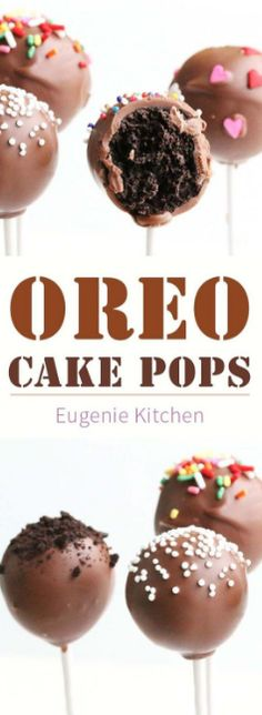 Orèo Cakè Pop | Happy Food Stube