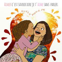 illustration maman parent blog BD