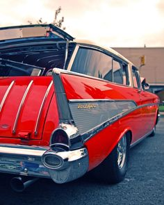 1957 Chevy Nomad...Re-Pin Brought to you by #CarInsurance Agents at #HouseofInsurance in Eugene