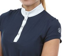 MOUNTAIN HORSE ROSE TECH TOP This top will keep you cool under your show jacket with a moisture wicking and quick drying fabric complete with mesh fabric inserts for the ultimate comfort. Navy Blue. Sizes: XS – XL. DRC8242. GREAT PRICE: $69.99 *PRICES VALID MAY 1st – AUGUST 31st, 2016