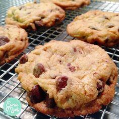 Euna Mae's : Salted Chocolate Chip Cookies
