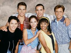 Mighty Morphin Power Rangers Grew up on this.Saturday mornings were the best… Power Rangers 1995, Original Power Rangers, Power Rangers Movie, Mighty Morphin Power Rangers, 90s Childhood, Childhood Memories, Amy Jo Johnson, Rita Repulsa, Tommy Oliver