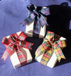 This is cute. I definitely want to incorporate our heritage as a theme    Scottish Favours Scottish Favours