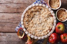 nyttig äppelpaj utan socker, gluten, laktos