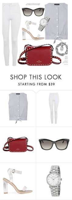 """""""Details"""" by jomashop ❤ liked on Polyvore featuring Warehouse, Topshop, Tom Ford, Marc by Marc Jacobs, white and red"""