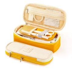 Cute Pencil Case, School Pencil Case, Big Pencil Cases, Pencil Pouch, School Stationery, Cute Stationery, Cute School Supplies, Office Supplies, Pen Case