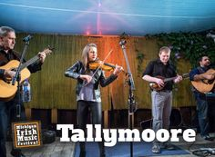 Tallymoore is a contemporary Irish folk band from Milwaukee. They perform a range of Irish and Scottish folk tunes, ballads, reels and classic pub songs.