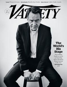 Bryan Cranston: All the World's His Stage --- http://variety.com/2014/film/news/bryan-cranston-breaking-bad-emmy-broadway-tony-bryan-cranston-godzilla-1201193755/