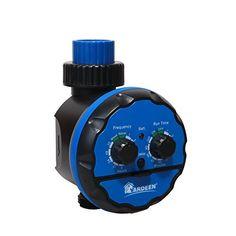Yardeen Bluetooth Water Timer Garden Irrigation Sprinkler https