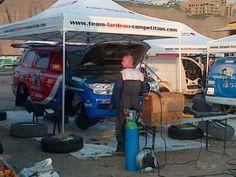 Luis Barbery Racing con expectativas en la previa del Dakar 2013