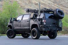 Ultimate Adventure Truck (2013 Toyota Tundra CrewMax mod).