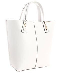 BCBG Sienna White Purse