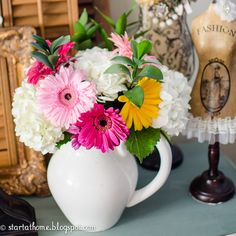 Decorating with flowers and how to keep your Hydrangeas looking fresh longer