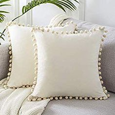Decorative Pillows are a great way to decorate your living room or bedroom but decorative pillows can get expensive. Fortunately, pillow case covers are a great alternative. Check out these 10 modern pillow covers decor under $10. #homedecor #pillows #decorativepillows #livingroomdecor