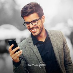 Not having a sharp vision can have its downsides, but there are more stylish frames than ever to adorn your face and sharpen your vision. Visit our website to find eyeglasses that suit you www.suntimes365.com #Suntimes365 #EyeGlasses