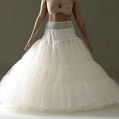 Jupon bridal underskirt 185