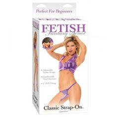 FETISH FANTASY ARNES REALISTICO CLASICO LILA 11.36€ http://sex-shoponline.com/es/arneses-con-pene/6568-fetish-fantasy-arnes-realistico-clasico-lila-0603912251081.html