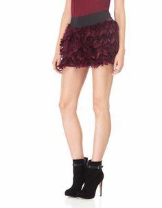 Love this skirt from Stradivarius