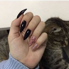 instanailfeed Drop a comments blow . Tag your best friends🌰🍁🍂 Matte Mar.-instanailfeed Drop a comments blow . Tag your best friends🌰🍁🍂 Matte Maroon Red and Taupe with Gold Glitter and Crystals on long Coffin Nails 👌 Acrylic Nail Designs, Nail Art Designs, Acrylic Nails, Pastel Nails, Coffin Nails Long, Stiletto Nails, Cute Nails, Pretty Nails, Hair And Nails