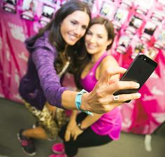 Lots of selfies were in effect! Here's one happening with me and @NYCpretty! #NBGNO