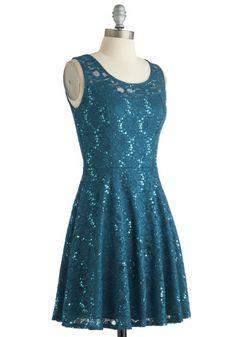 Just Dazzle Me Dress | Mod Retro Vintage Dresses | ModCloth.com