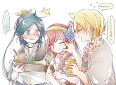 Image about sweet in Magi by TheSleepless on We Heart It