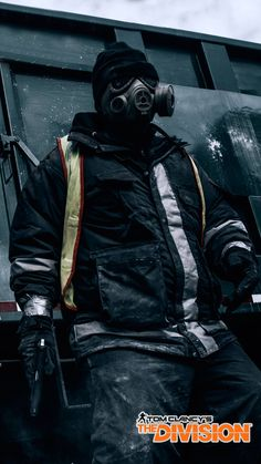 Tom Clancys The Division Wallpaper For iOS 8 HD